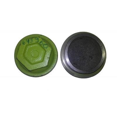 Колпак резьбовой ступицы колес (649960.0)