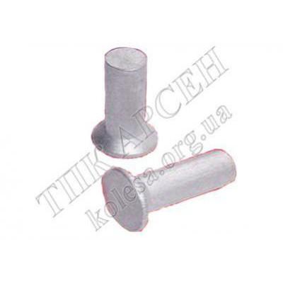 Заклепка Ø 4х15 алюминиевая
