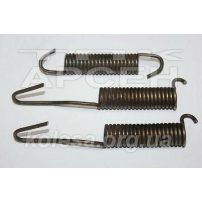 Пружины стяжные щита тормоза (5301-3502043)