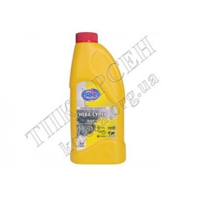 Тормозная жидкость Нева-Cупер 0.38кг. [Вамп]