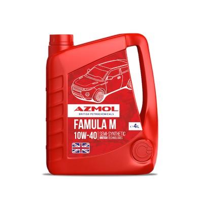 Масло FAMULA M 10W-40 (4л.) [AZMOL]