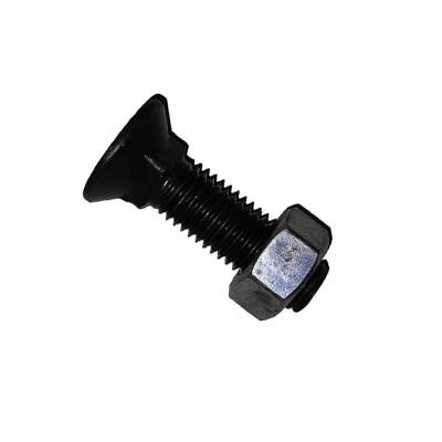 Болт М12х45 10.9 с гайкой DIN 608 (33407 DIN608)
