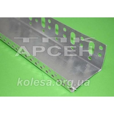 Стартовый профиль цокольный алюминиевый 53мм-2.5м