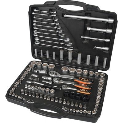 Набор инструментов головки и ключи 120шт. (58-070) [MIOL]