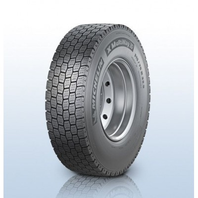 Шина 315/70R22.5 Multiway 3D XDE [Michelin]