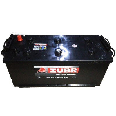 6СТ-190(1) ZUBR Professional (1000A) [ZUBR]