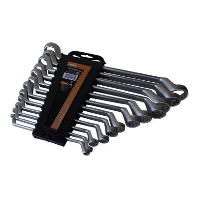 Набор накидных ключей CRV 12шт. (51-762) [MIOL]