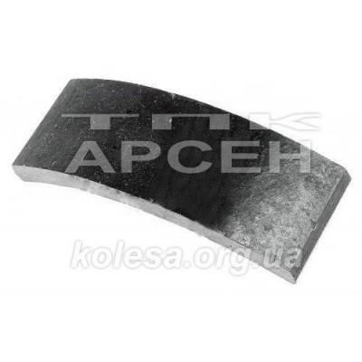 Тормозная накладка передняя (130-3501105)