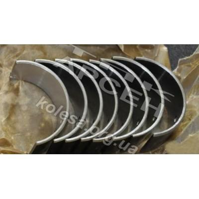 Вкладыши коренные 236-1000102 P1 0.25 МАЗ (238-1000102Б-БР)