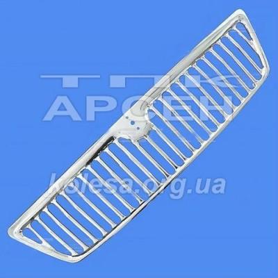 Облицовка радиатора металлическая (3302-8401026-20)