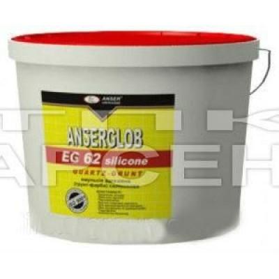 Адгезионная эмульсия (грунт-краска) силиконовая Anserglob EG 62 (Ансерглоб) 10л