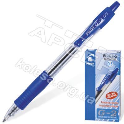 Ручка гелевая Pilot синяя