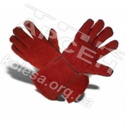 Перчатки для сварки /Краги/ АРТ 4508