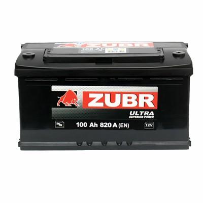 6СТ-100(0) ZUBR Ultra (870A) [ZUBR]