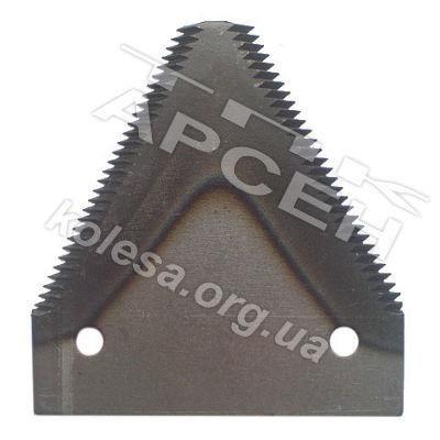 Сегмент ножа (Н 066-02-01)