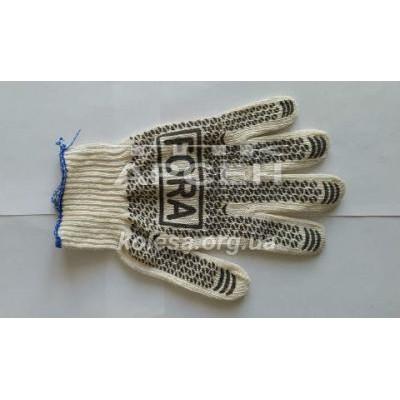 Перчатки трикотажные FORA АРТ 15000